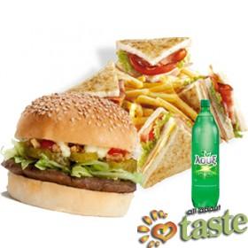 Burger Menu - Σπέσιαλ