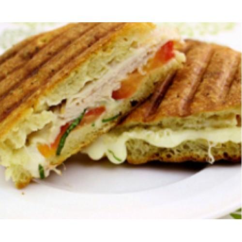 Ζεστό  σάντουϊτς μόνος σου